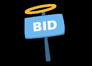 bidding-system-vector