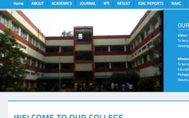 Kaavay Portfolio | Website - Dhempe College of Arts & Science