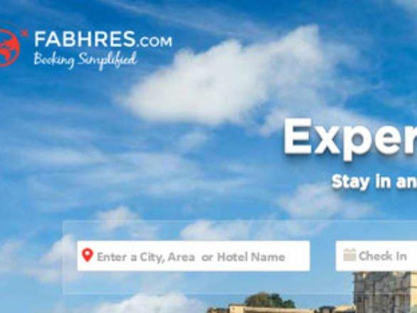 Kaavay Portfolio | Online Travel Booking Website - Fabhres