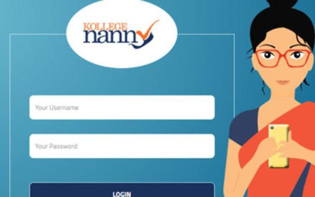 Kaavay Portfolio   Educational Software - Kollege Nanny