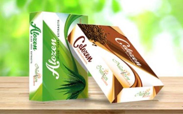 Kaavay Portfolio | Ecommerce Website - Nutrizen